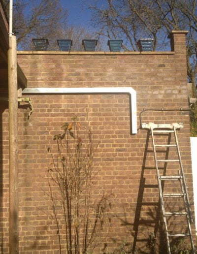 Electrical works / Shenley