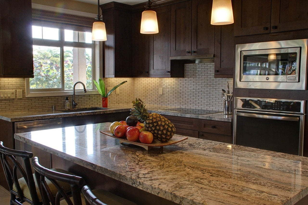 Remodeling the House – Pros and Cons of Granite Countertops
